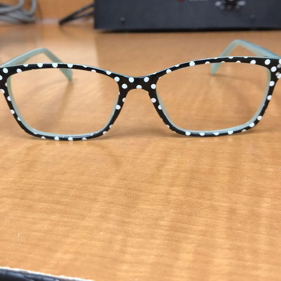 Accessories Polka Dot Eye Glass Frames Poshmark
